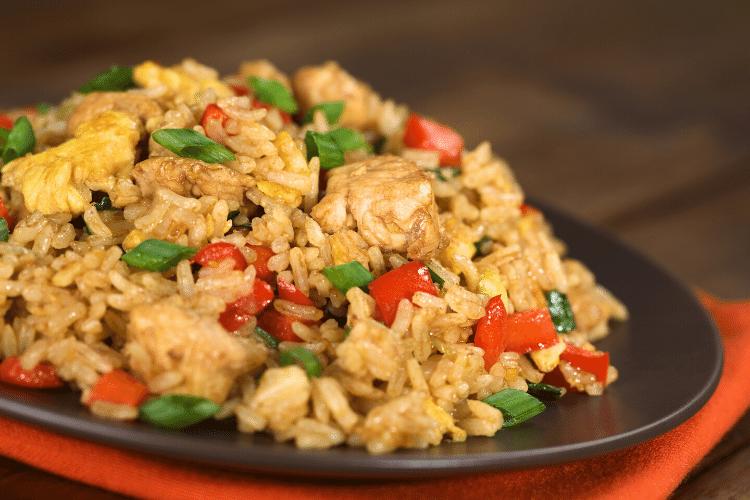 arroz con pollo,