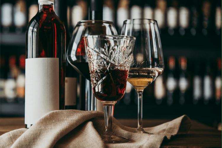 vino blanco, vino rosado, vino tinto, clases de vinos, recetas, receta pollo al vino,