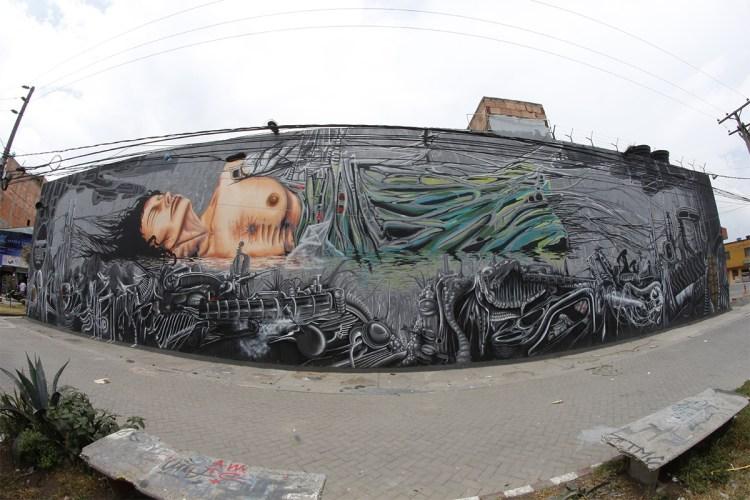 grafiti antrax, grafiti bosa, grafiti bogota,