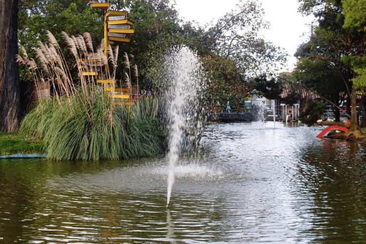 parque ciudad montes, parque verde, naturaleza, medio ambiente