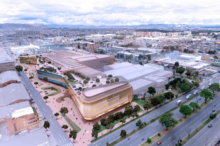 plaza central, centro comercial,