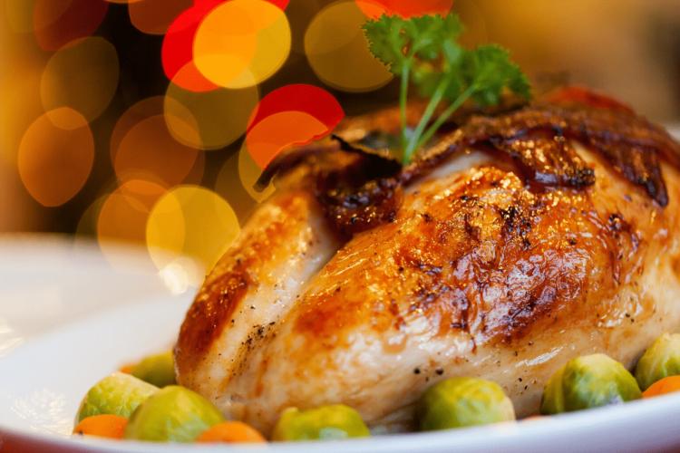 pollo con pasas, pollo con aceitunas, pollo al horno, preparar pollo, comer pollo, pollo premium,