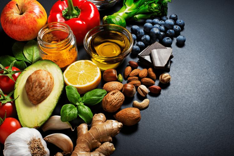 ingredientes, especias, hierbas,