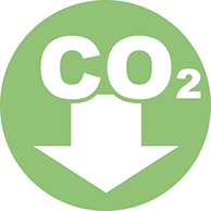 CO2 down