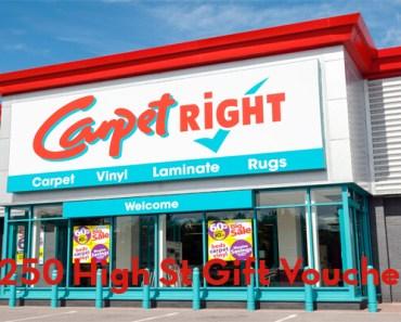 Carpet Right Survey