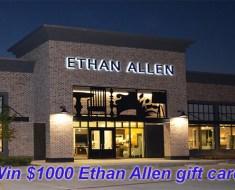 Ethan Allen Customer Survey