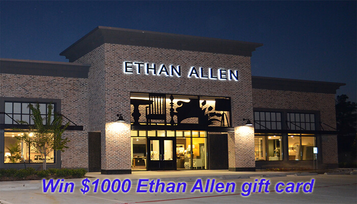 Ethan Allen Customer Survey
