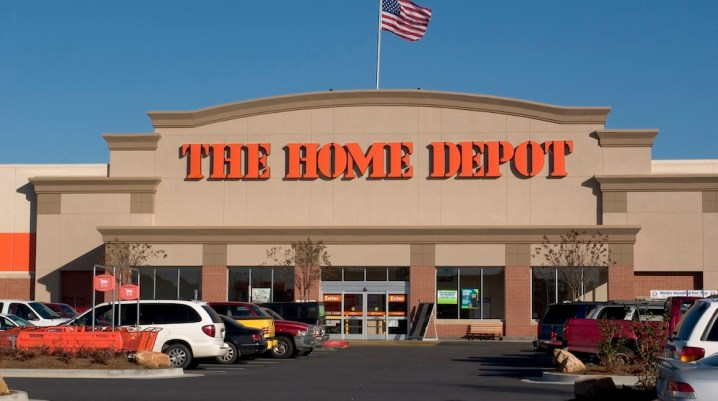 Home Depot Survey