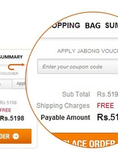 After adding items to your bag apply voucher in the shopping summary as shown below before placing order also wear style jabong rh