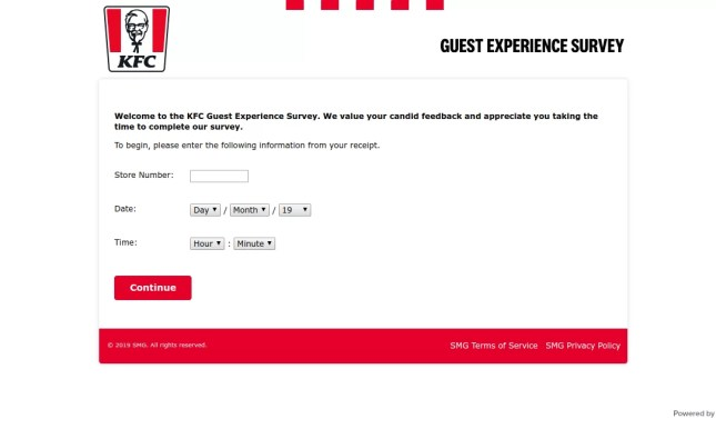 KFC-Guest-Experience-Survey