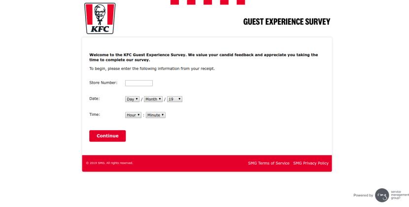 KFC-Guest-Experience-Survey