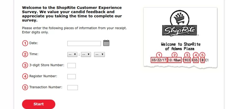 www.myshopriteexperience.com – Take Shoprite Survey To Win $500 Gift Card