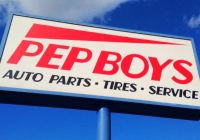 Pep Boys Survey Sweepstakes