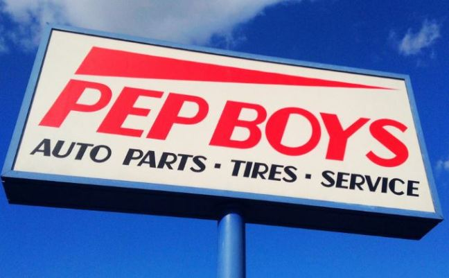 Pep Boys Survey Sweepstakes