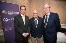 James Lonergan, Paul Quilligan and Andrew Nugent