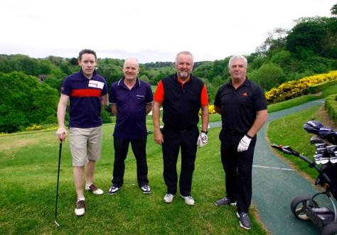 Peter Ennis, Paul Donnelly, john Doyle, Barry Steele (Jones Engineering)