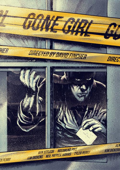 Gone Girl Movie Review Rosamund Pike Hot Affleck Batman