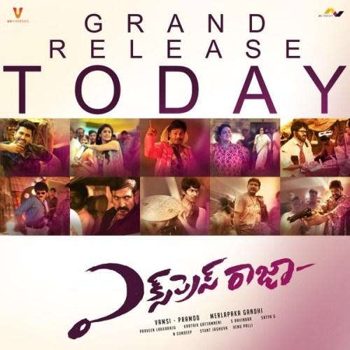Express Raja Movie Review