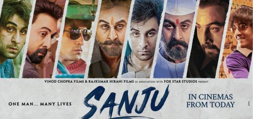 Sanju - A respectful love letter to Dad!