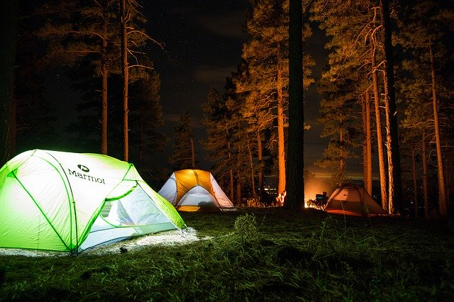 Learn What It Takes To Have An Amazing Camping Adventure