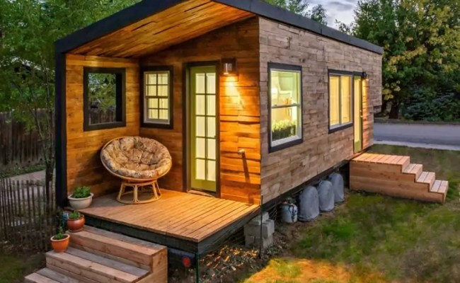 How To Build A Tiny House How To Build It Using Simple Steps