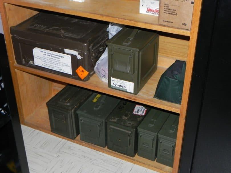 Ammo Storage BangReady Ammo for Decades