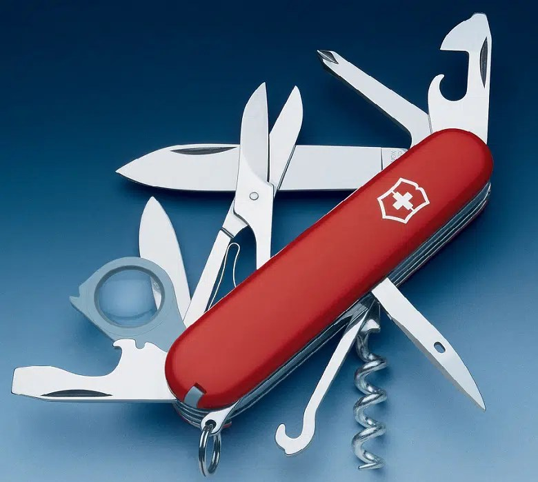 Image result for swiss knife