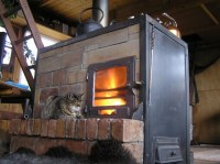 Rocket Stove Mass Heater: Energy Efficient Heat Production