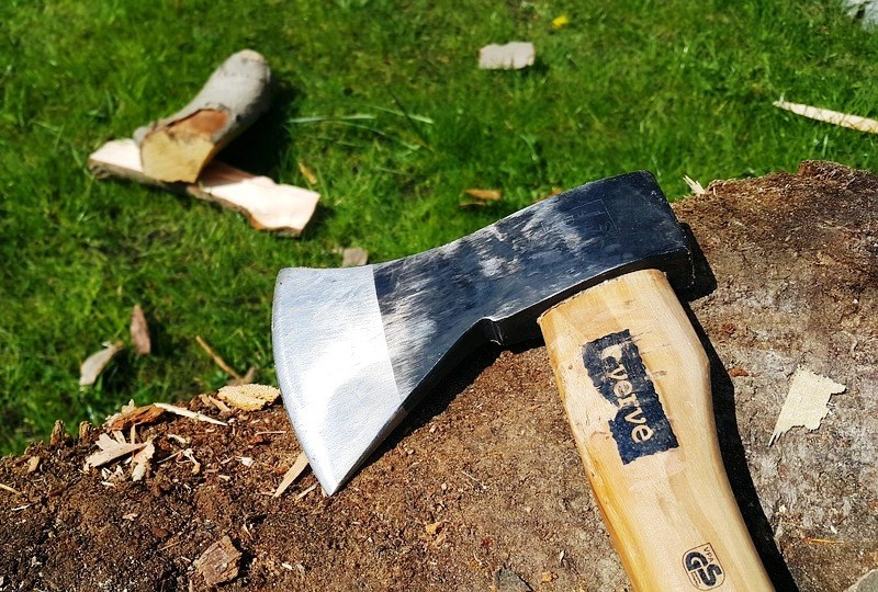 How to Sharpen An Axe Different Sharpening Tools  Techniques