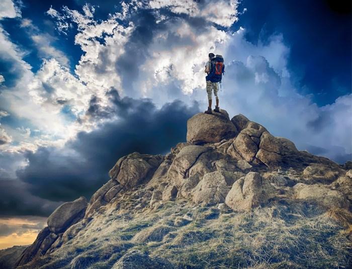 Flucht - Fluchtplan - Fluchtweg aufs Land