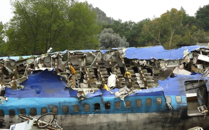 Wie Гјberlebt Man Einen Flugzeugabsturz