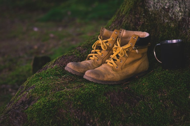 Life hack Nasse Schuhe trocknen