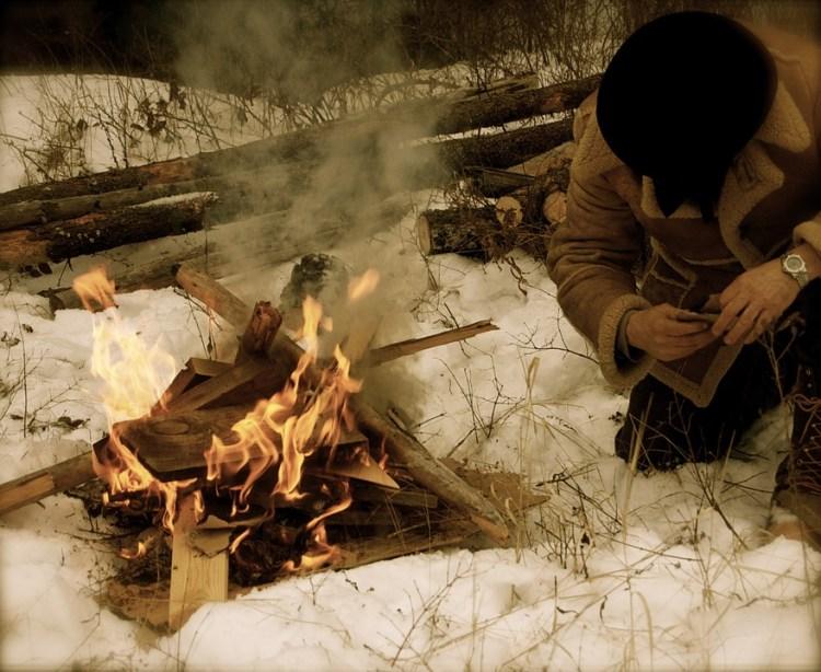 Wildnis Natur Trapper Survival 5 Tipps zum Ueberleben in der Wildnis