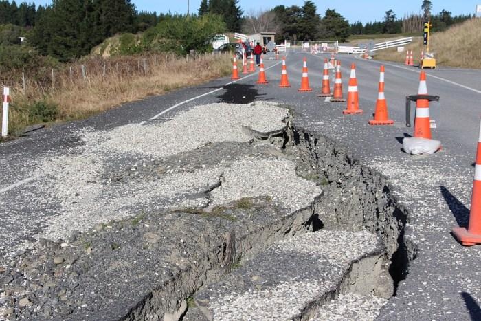 Erdbeben - Vorsorge