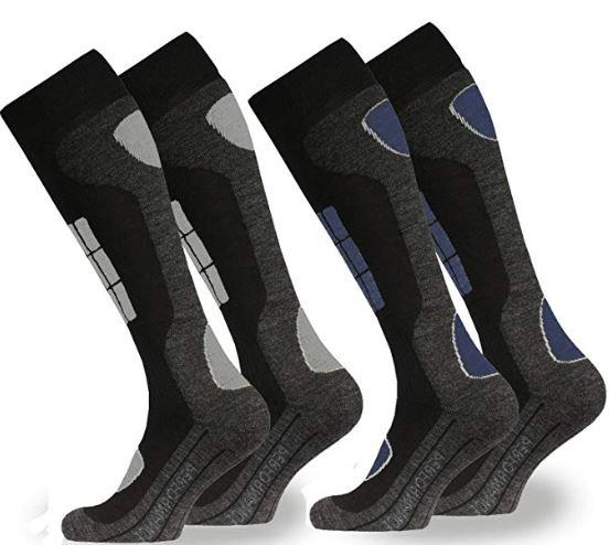 Survival Ausrüstung Socken Empfehlung