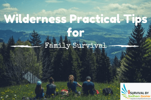 family wilderness survival