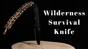 what is the best wilderness survival knife