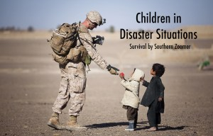 children in disaster situations