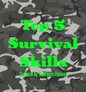 top 5 survival skills