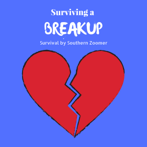 surviving a breakup