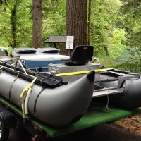 Survival Bros Rafting The Nehalem River 2012 - An Unexpected Journey