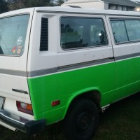 Buying A 1986 VW Vanagon GL for Camping