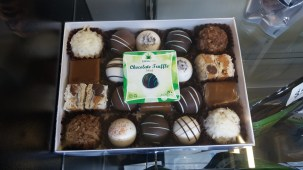 Assorted Week Truffles and Chocolates Gift