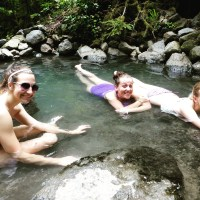 Indigenous Nudity at Terwilliger Hot Spring in Oregon