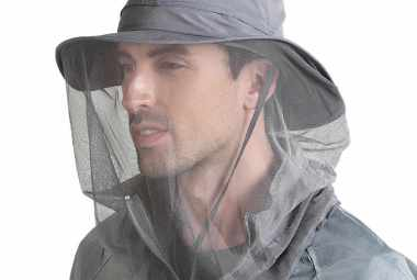 How To Make Mosquito Net Hat