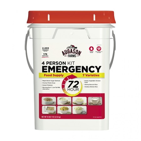 72 Hour 4-Person Emergency Food Kit
