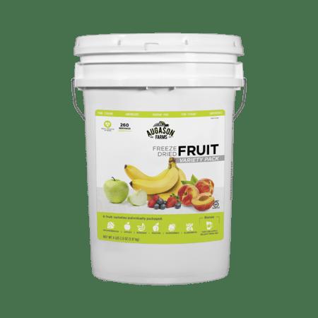Freeze Dried Fruit Pail