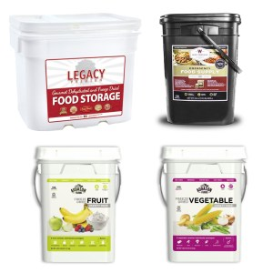 Freeze-Dried Food Mixer Pack