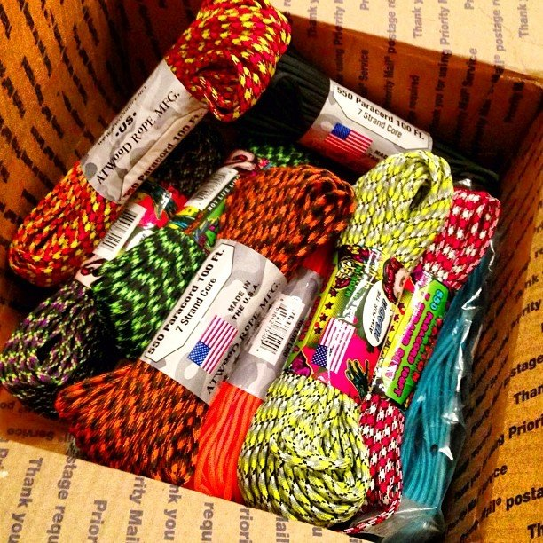 41 Cool Diy Paracord Projects For Survivalists And Preppers
