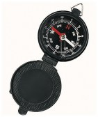 Wilderness navigation techniques using compass